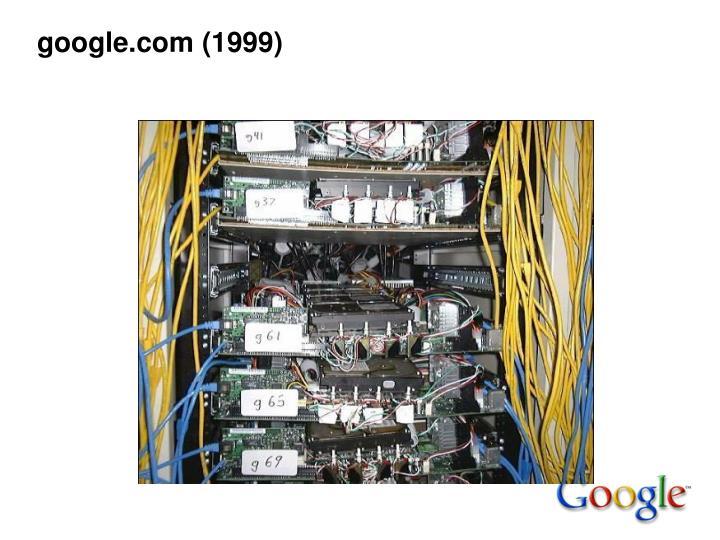 google.com (1999)