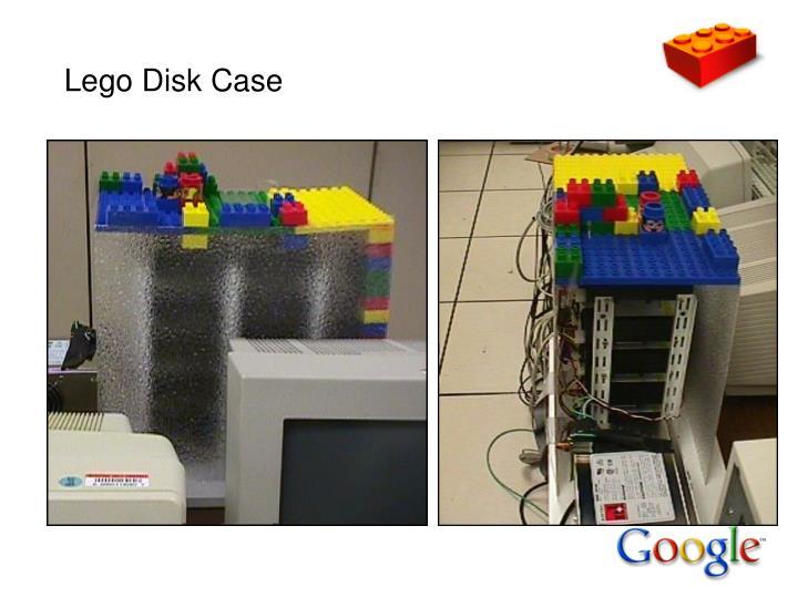 Lego Disk Case