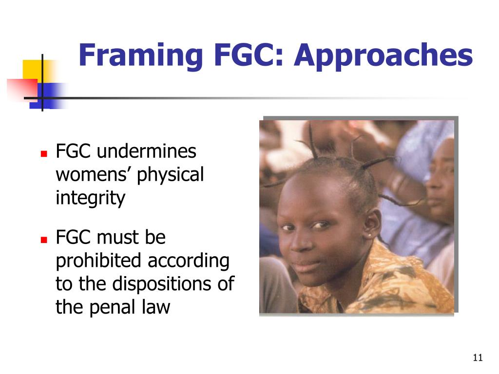 Framing FGC: Approaches