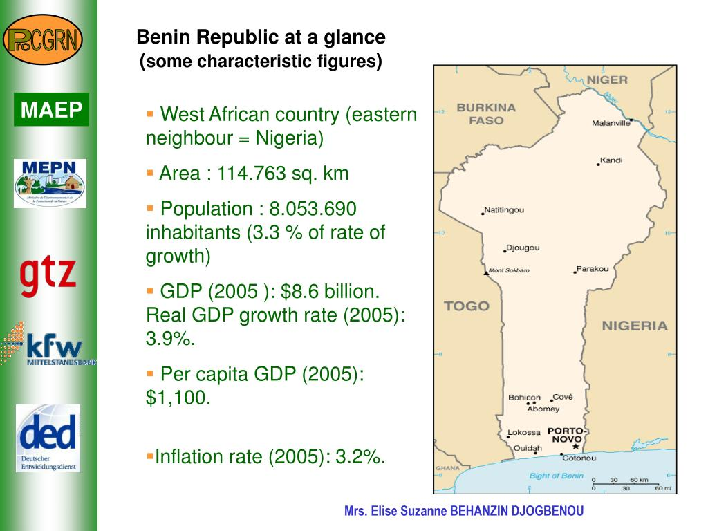 Benin Republic at a glance