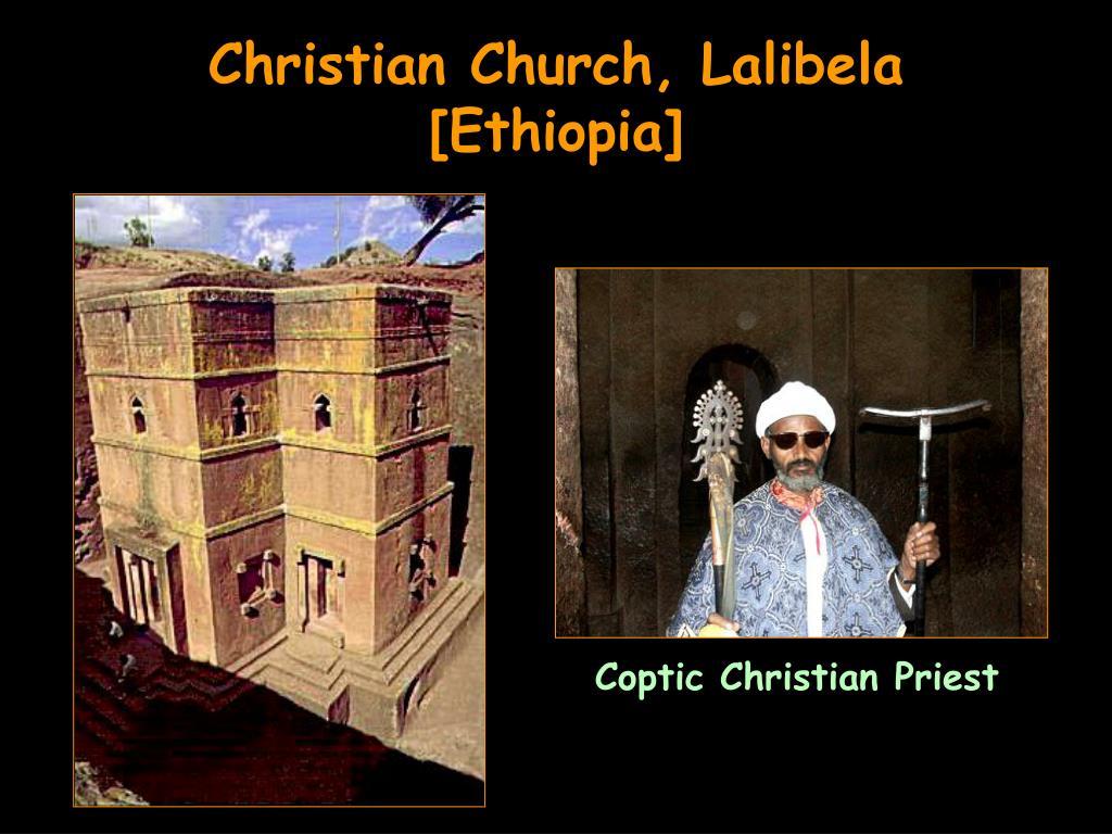 Christian Church, Lalibela