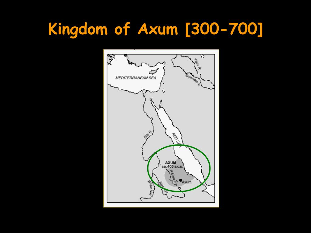 Kingdom of Axum [300-700]