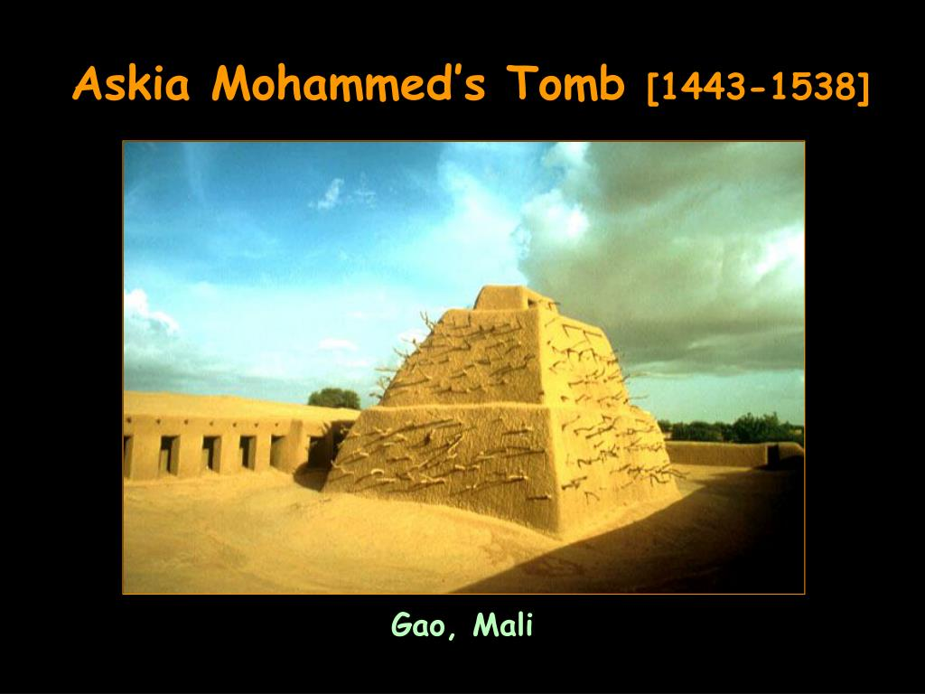 Askia Mohammed's Tomb