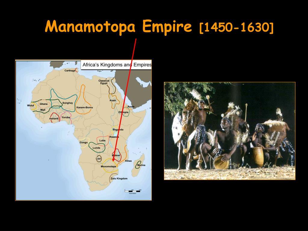 Manamotopa Empire