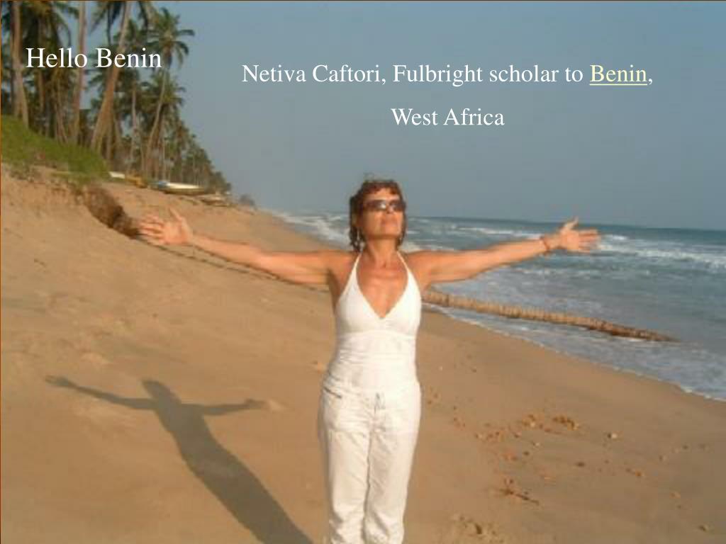 Hello Benin