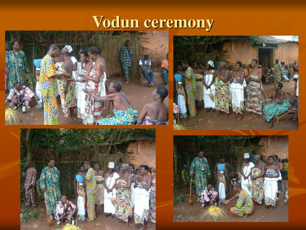 Vodun ceremony