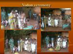 vodun ceremony