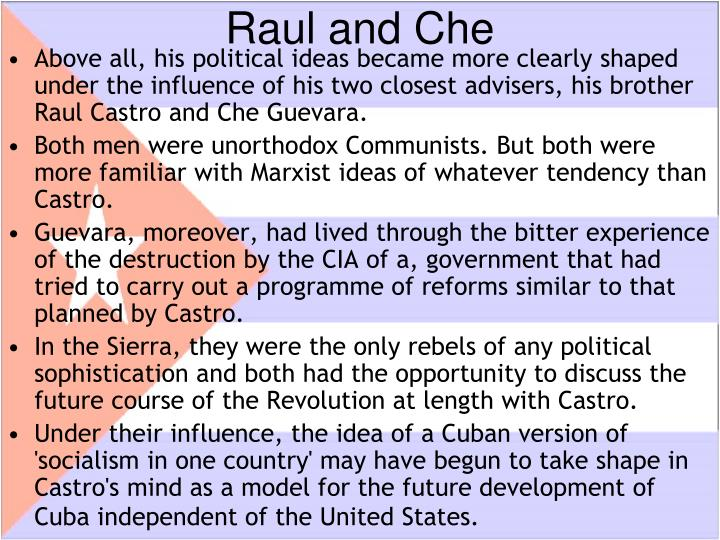 Raul and Che