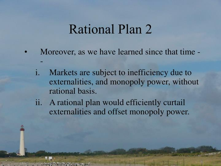 Rational Plan 2
