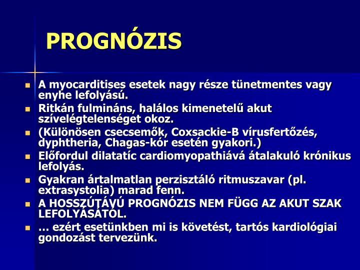 PROGNÓZIS