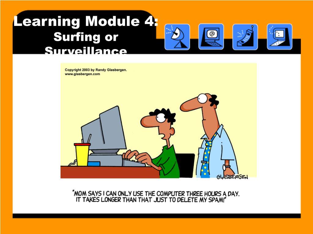 Learning Module 4: