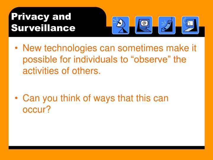 Privacy and surveillance l.jpg