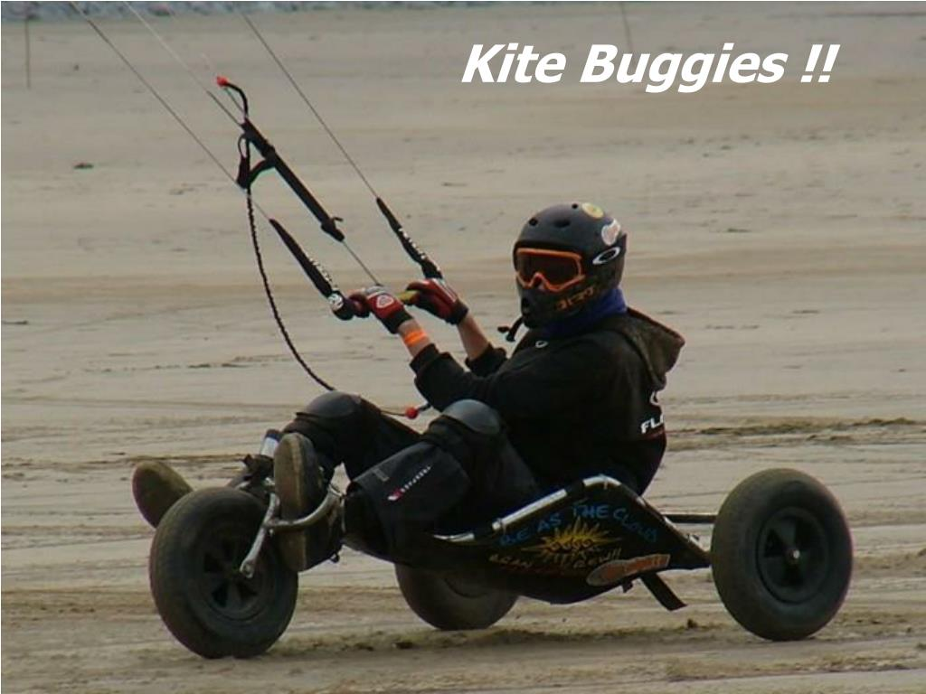 Kite Buggies !!