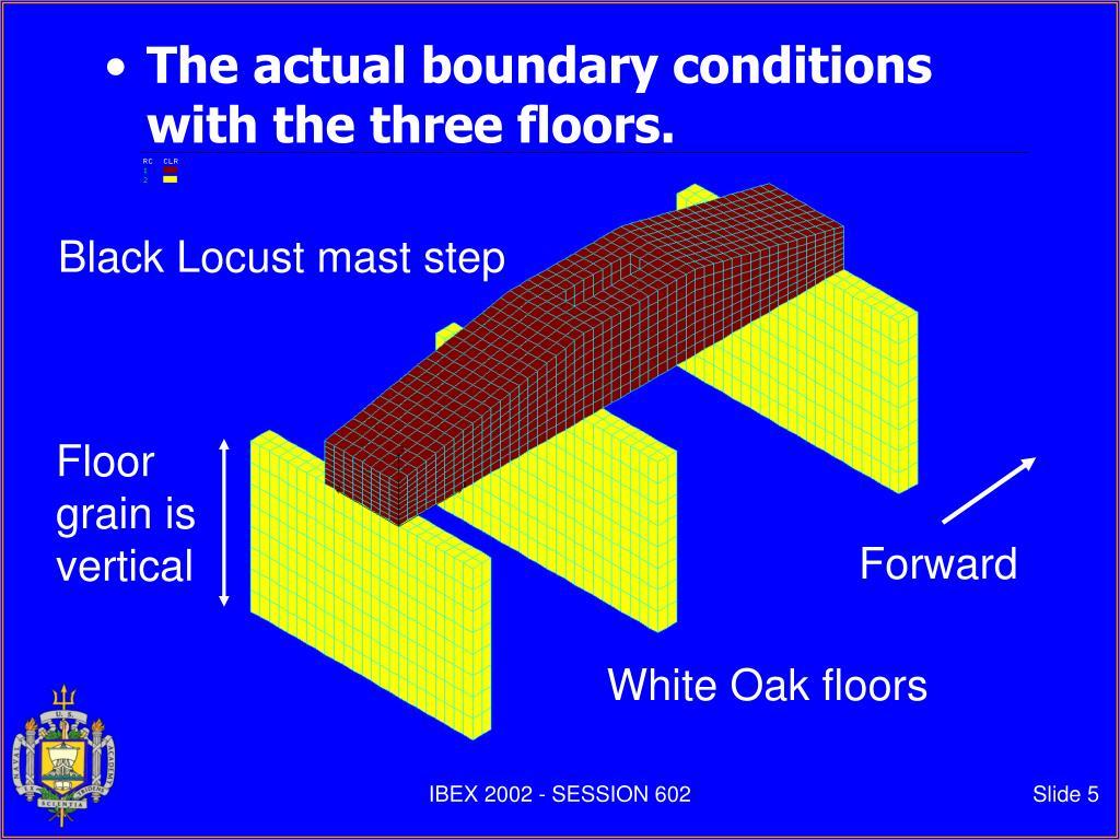 Black Locust mast step