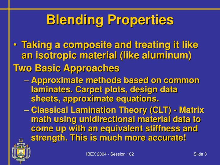 Blending properties l.jpg