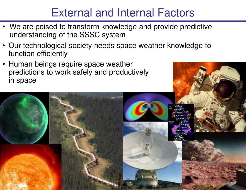 External and Internal Factors