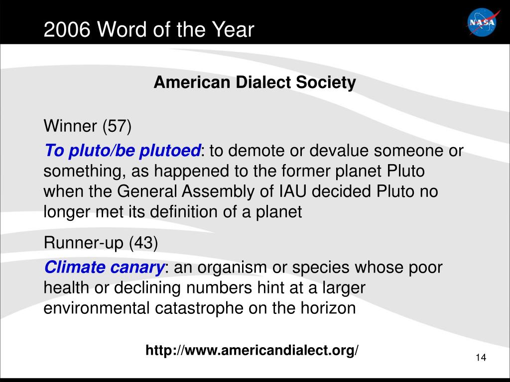 2006 Word of the Year