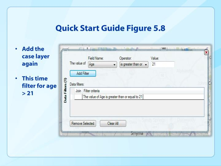 Quick Start Guide Figure 5.8