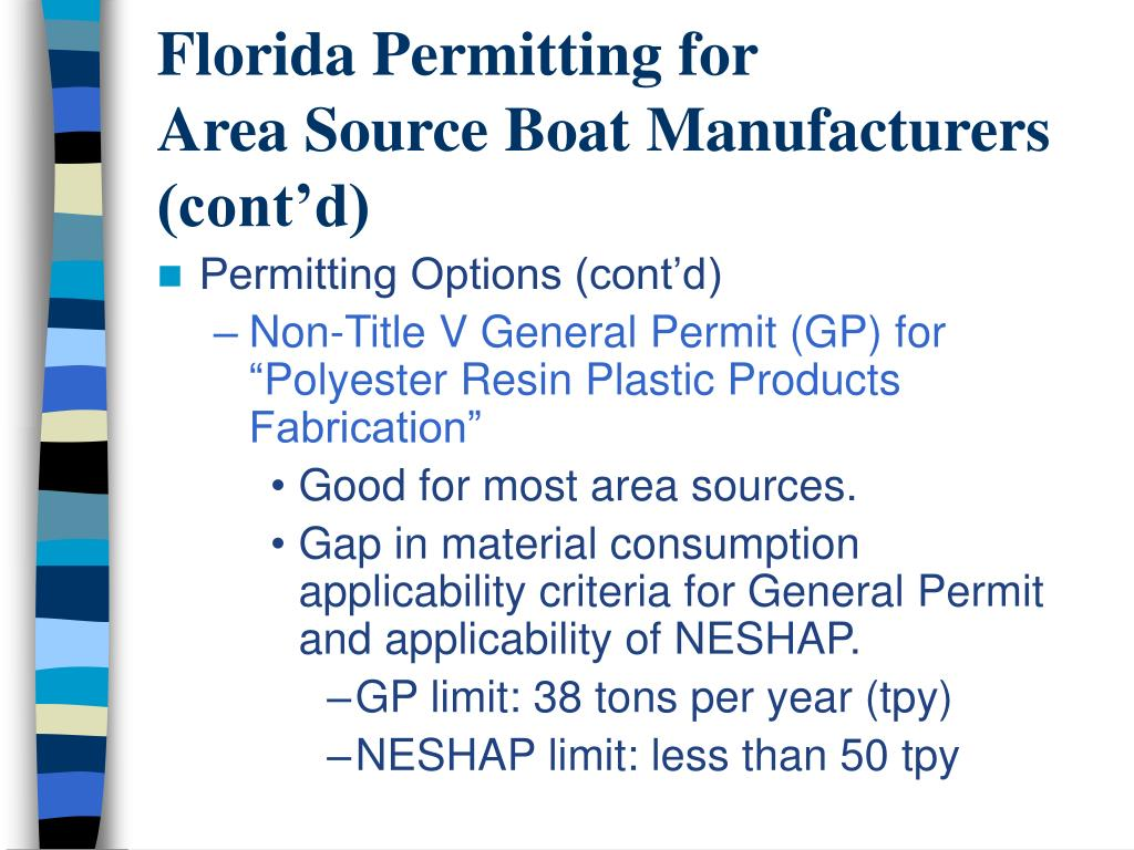 Florida Permitting for