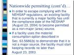 nationwide permitting cont d5