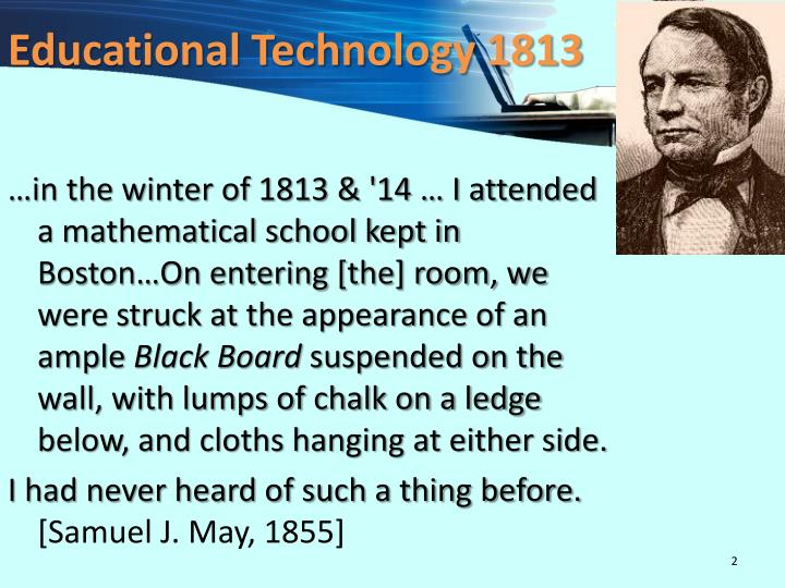 Educational Technology 1813