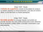c d civil direitos de propriedade1