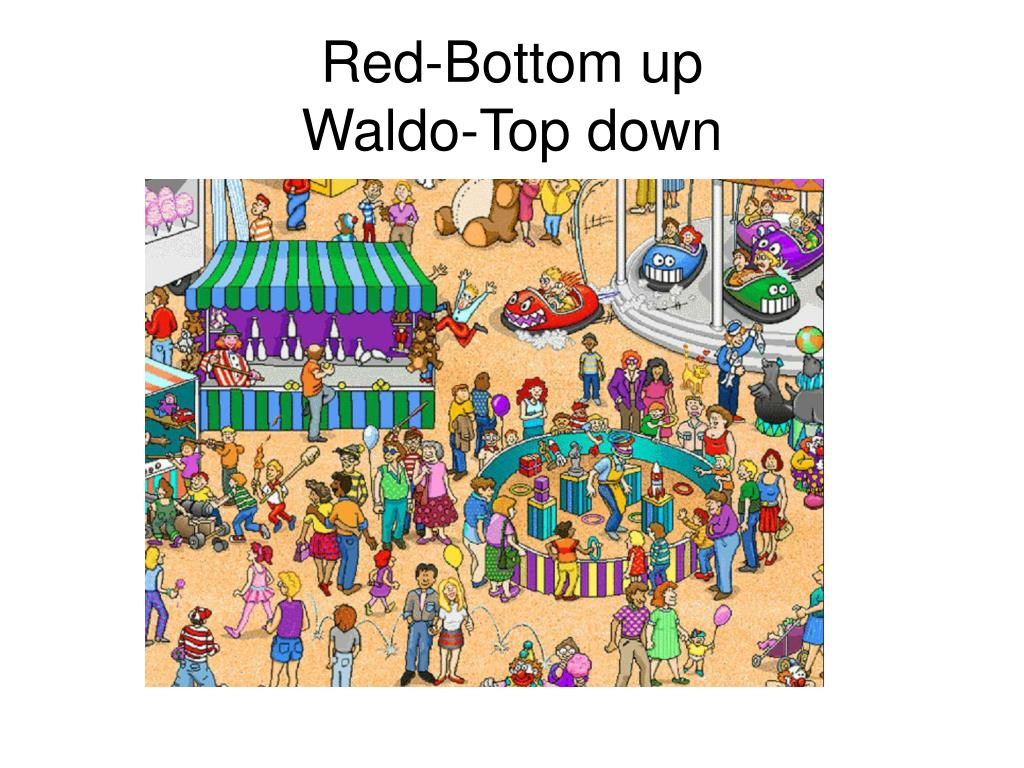Red-Bottom up