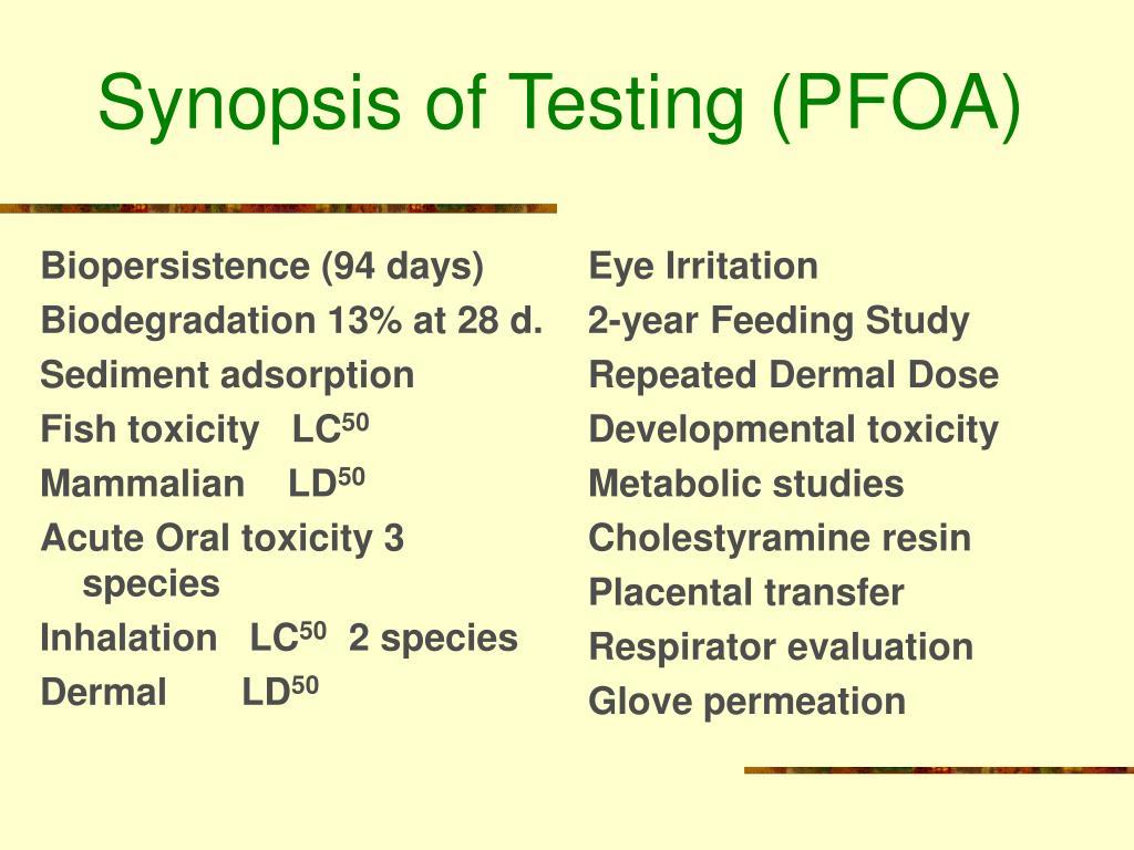 Biopersistence (94 days)