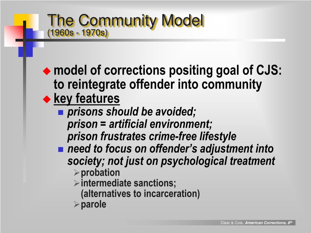 The Community Model