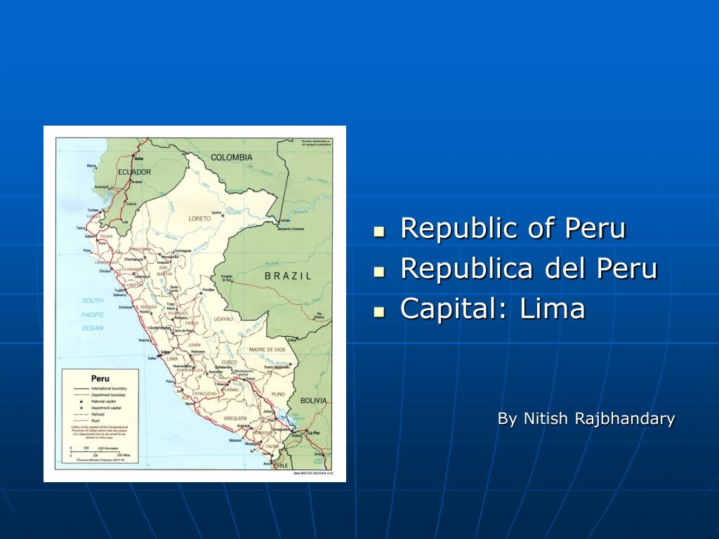 Republic of Peru