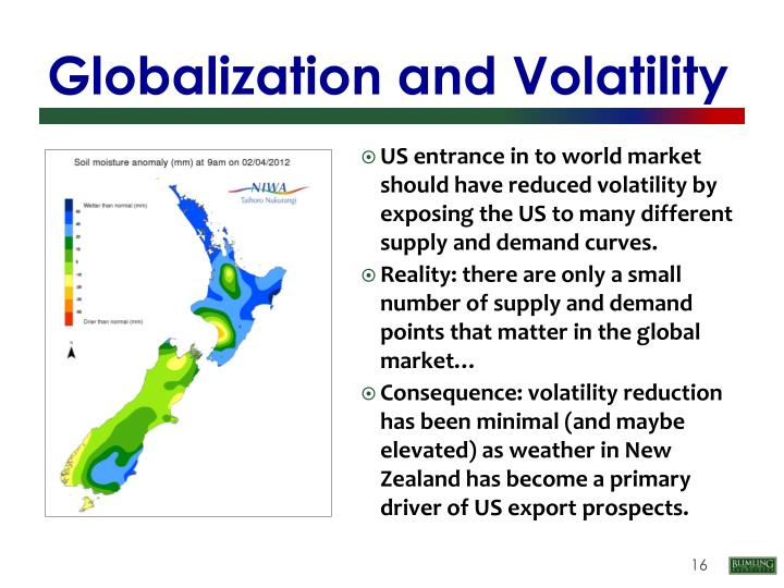 Globalization and Volatility