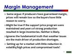 margin management1