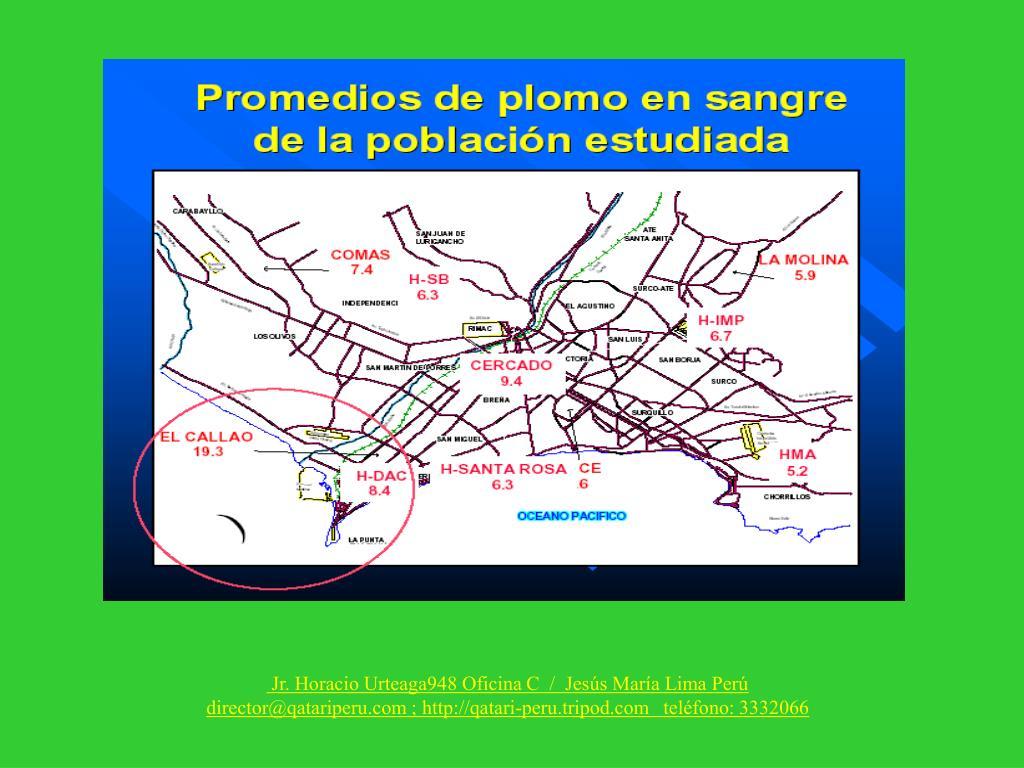 Jr. Horacio Urteaga948 Oficina C  /  Jesús María Lima Perú