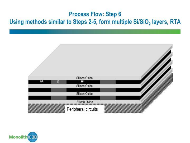 Process Flow: Step 6