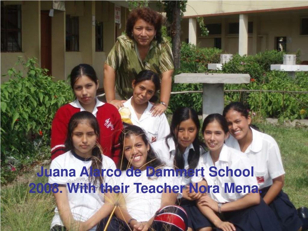 Juana Alarco de Dammert School