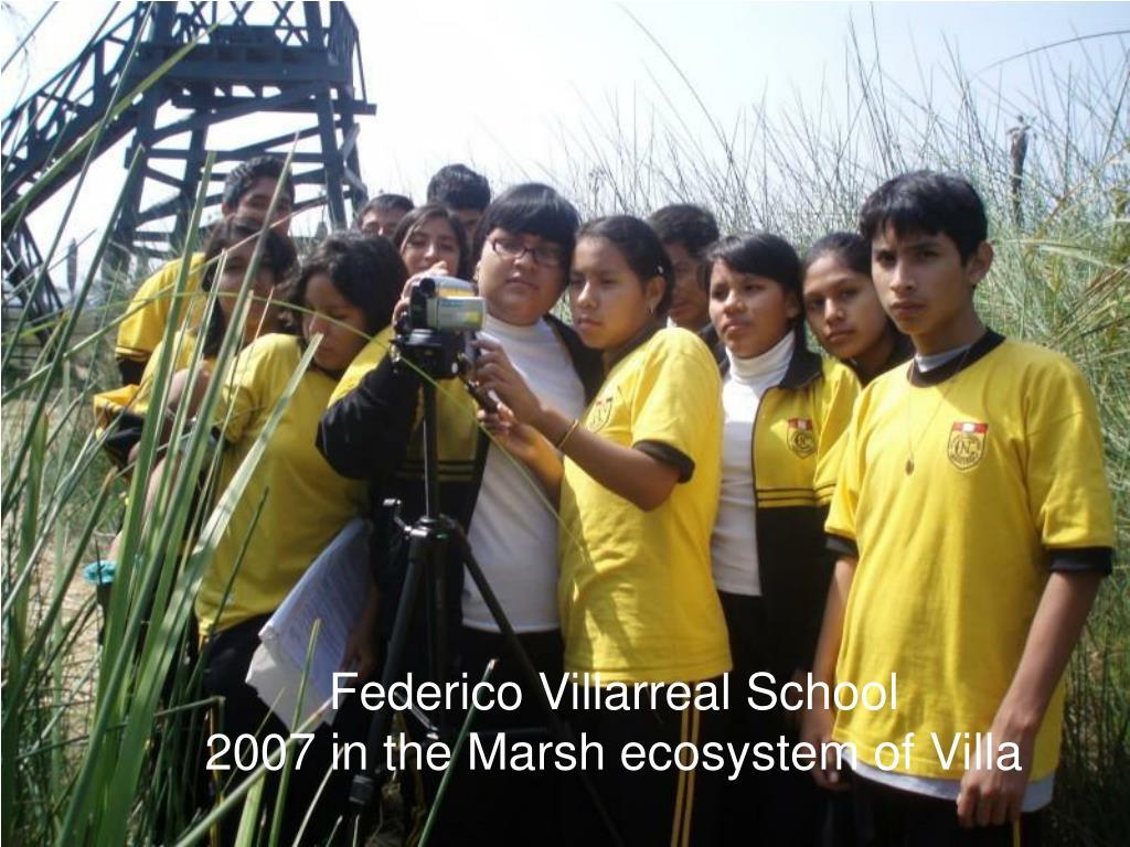 Federico Villarreal School