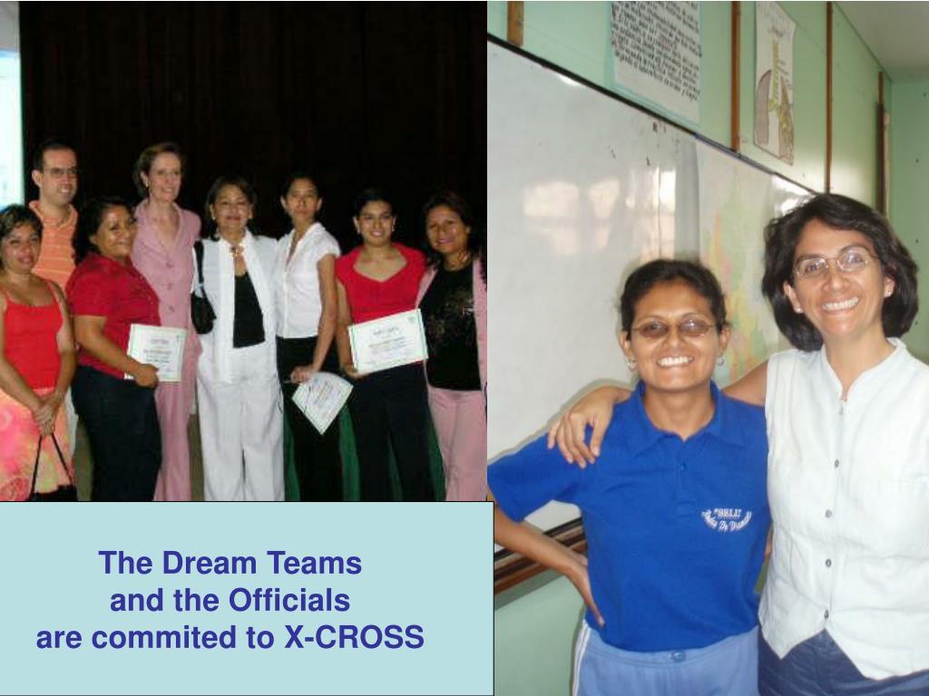 The Dream Teams