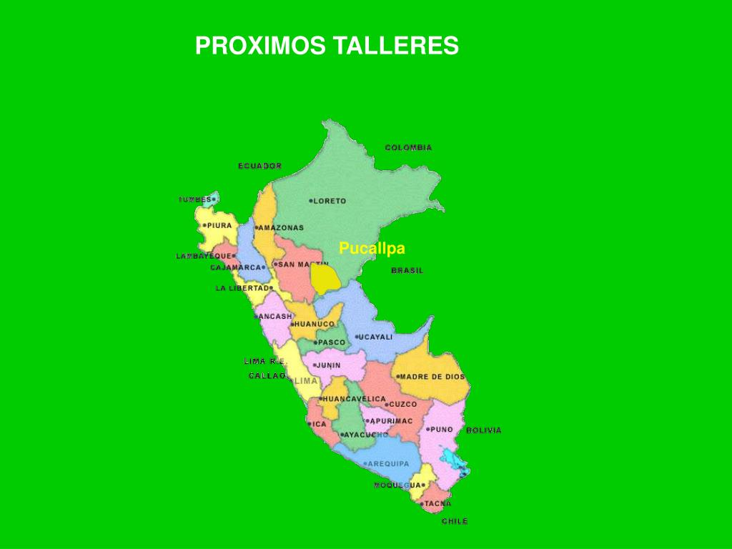 PROXIMOS TALLERES