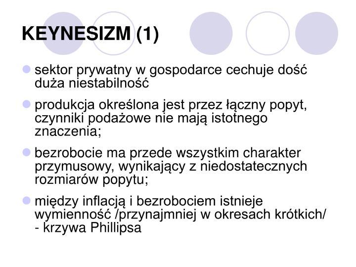 KEYNESIZM (1)