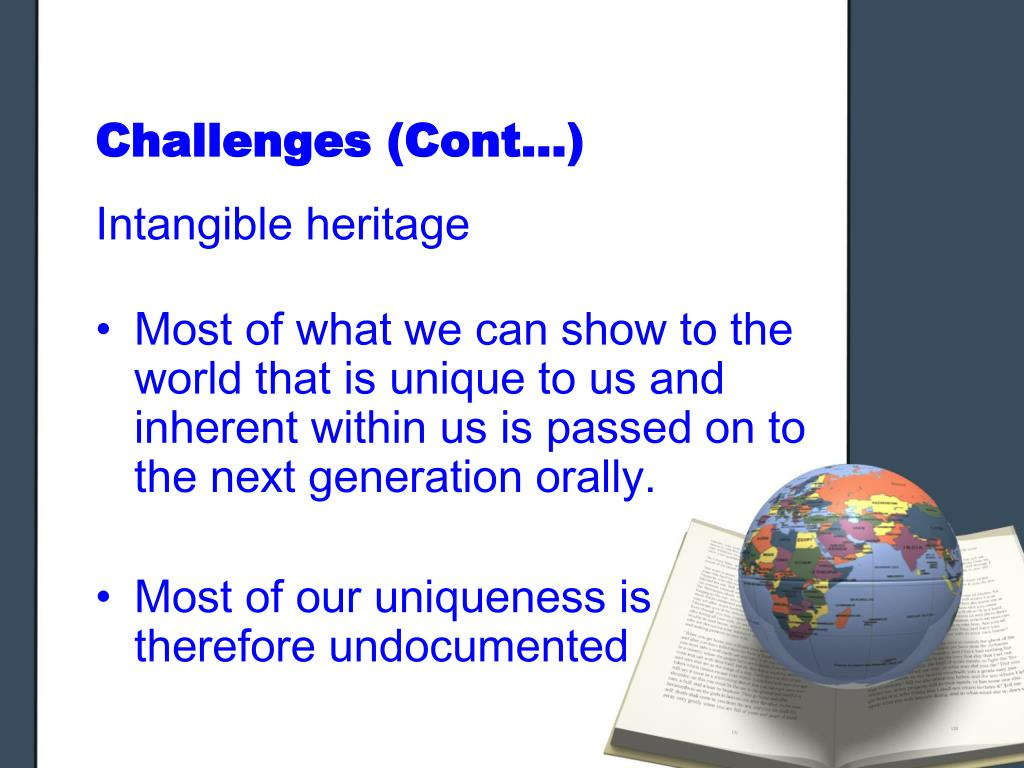 Challenges (Cont…)