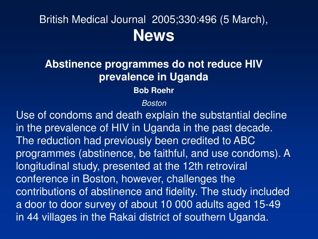British Medical Journal2005;330:496(5March),