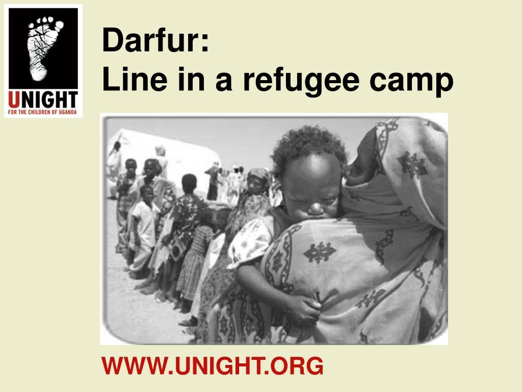 Darfur: