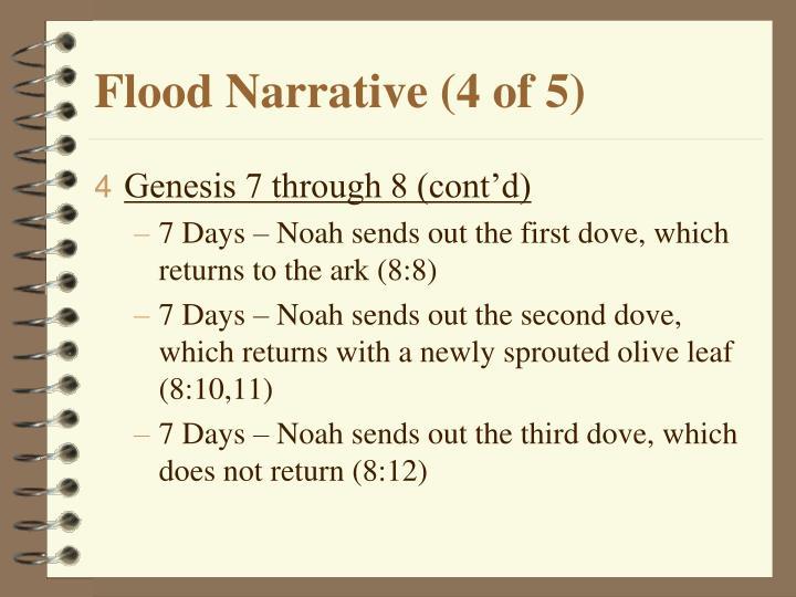 Flood Narrative (4 of 5)