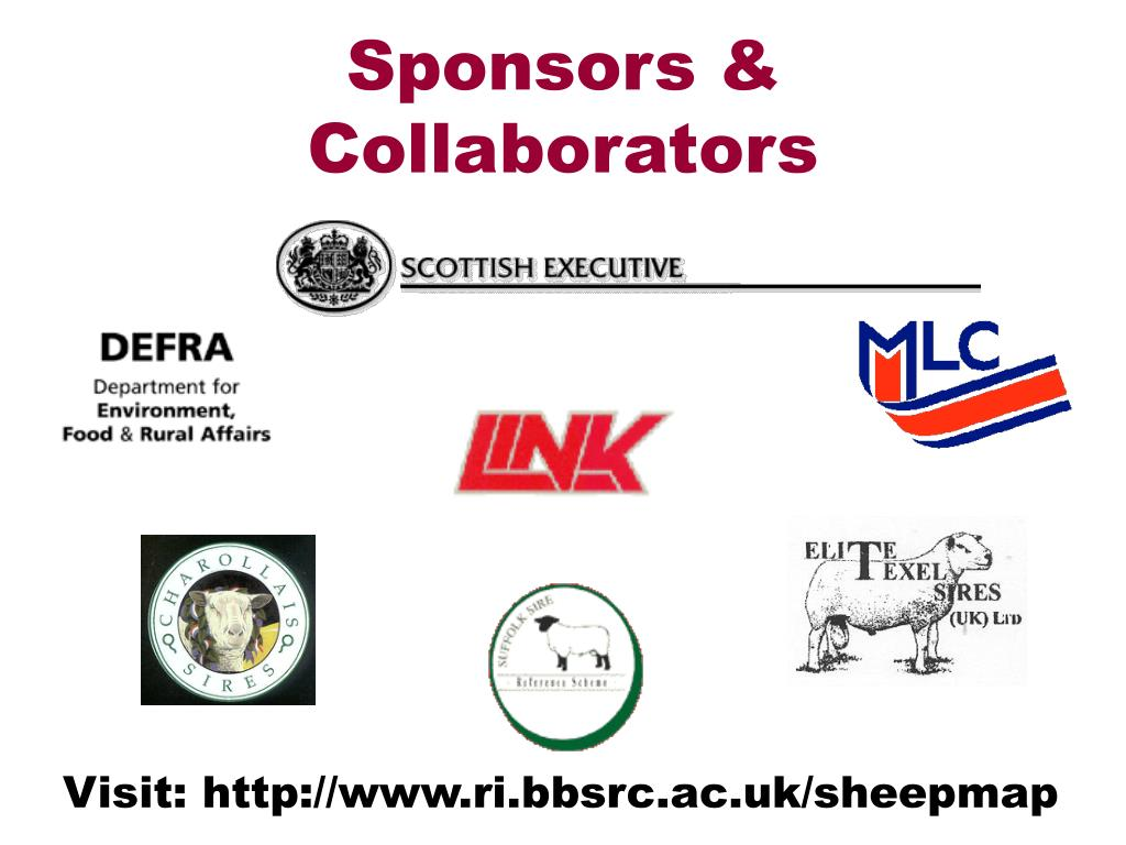 Sponsors & Collaborators