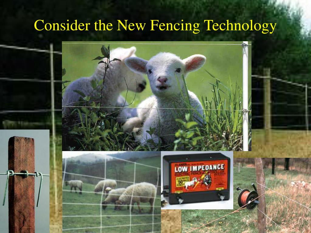 Consider the New Fencing Technology