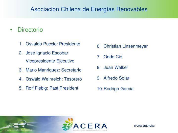 ¿Cuáles son las energías renovables alternativas?