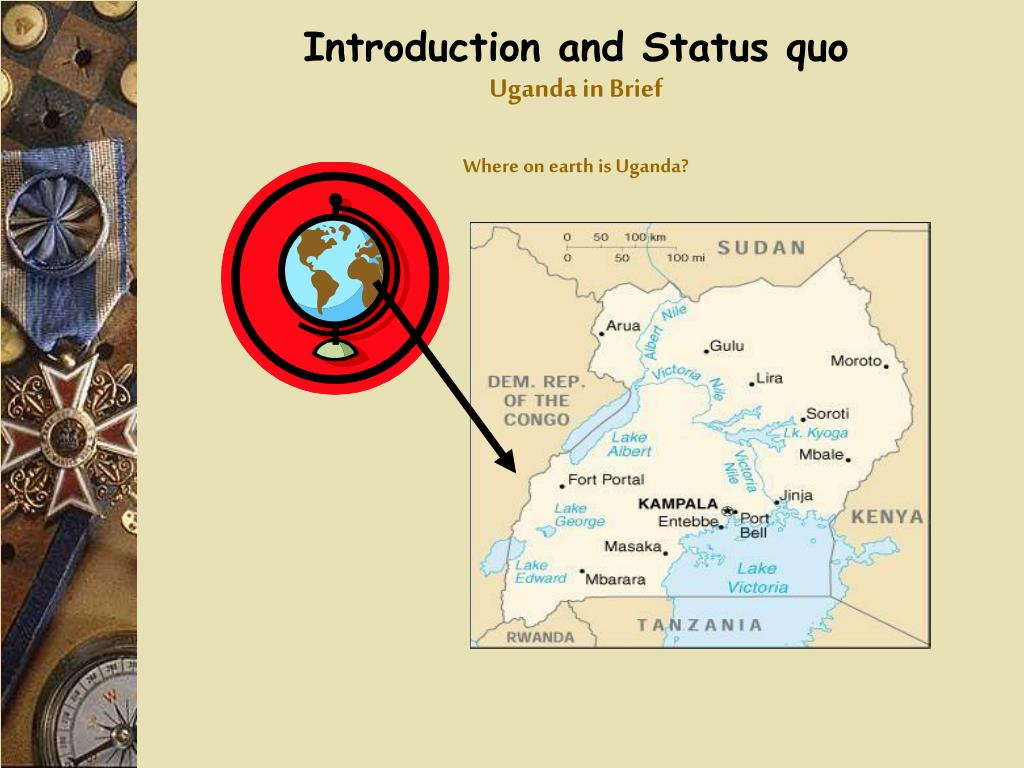 Introduction and Status quo