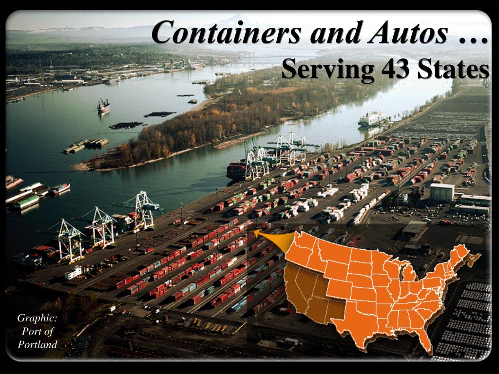 Containers and Autos …