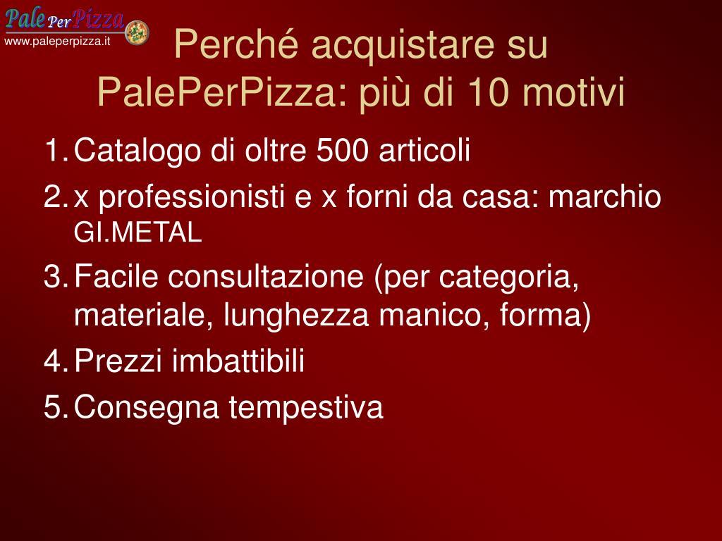 www.paleperpizza.it