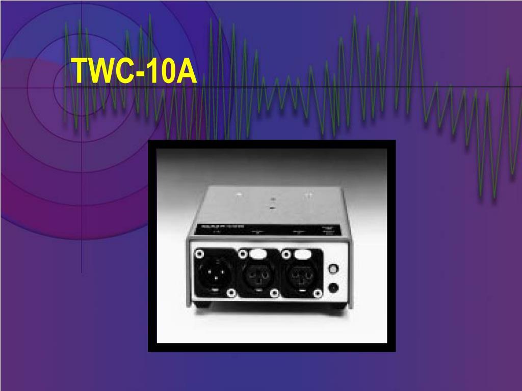 TWC-10A